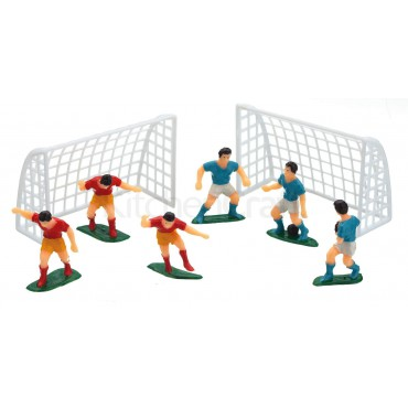 Décors football pour gâteau Sweetly Does It - KitchenCraft