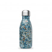 Bouteille Isotherme Flowers Bleu - Qwetch