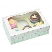 "Boîte à Cupcakes lot de 2 Kitchen Craft ""Sweetly does it"""